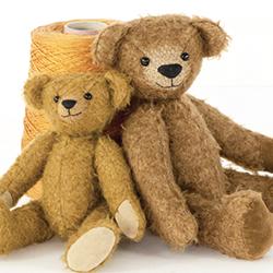 ours en kit oscar et philibert