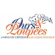 Logo magazine Ours et Poupées
