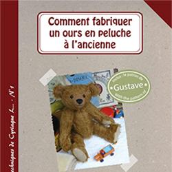 livre pour apprendre à faire les ours en peluche